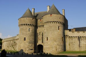 La porte Saint-Michel